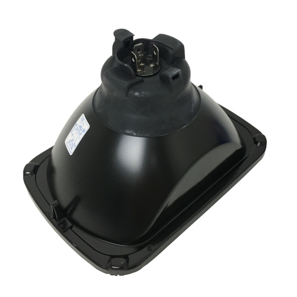 小糸角2灯式ハロゲンヘッドライトハイロー兼用2個